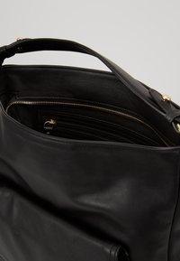 Abro - Handbag - black/gold - 4