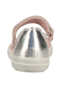 Richter - Ankle strap ballet pumps - light pink - 3
