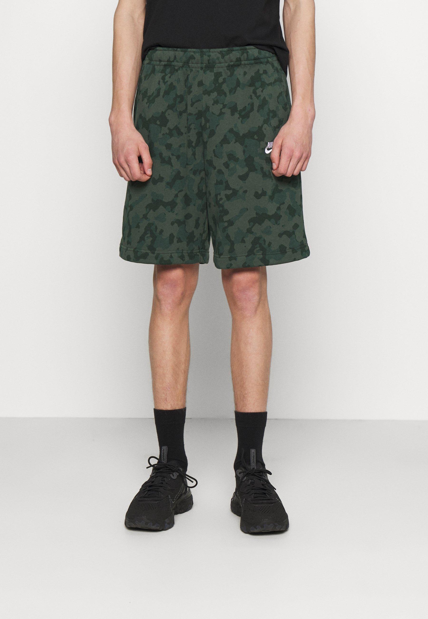 Men CLUB CAMO - Shorts