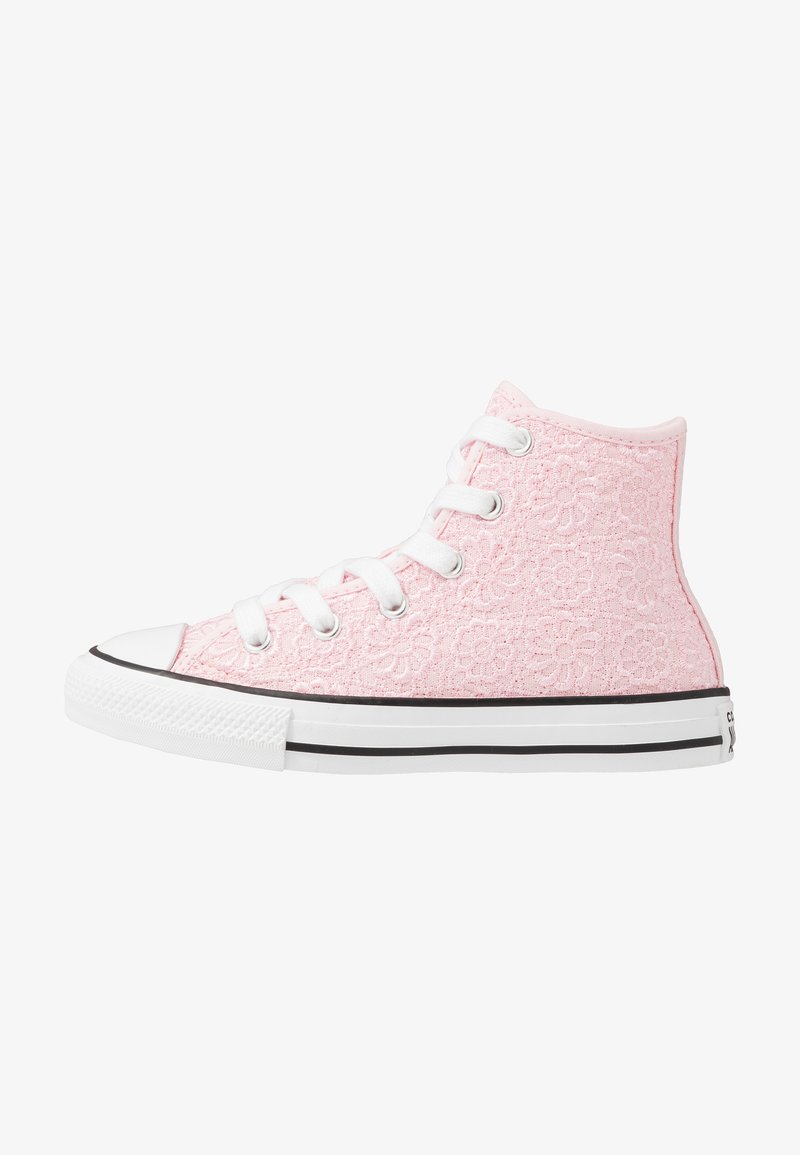 Converse - CHUCK TAYLOR ALL STAR - High-top trainers - arctic pink/white/black
