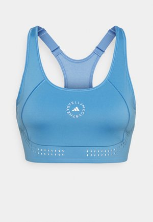 TRUEPUR BRA - Sports bra - blue