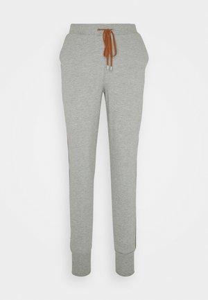 KAMARKY PANTS - Spodnie treningowe - grey/melange