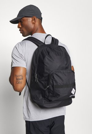 ZIGZAG 22L BACKPACK UNISEX - Batoh - black