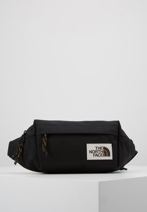LUMBAR PACK - Bältesväska - tnf black heather