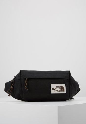 LUMBAR PACK - Bum bag - tnf black heather