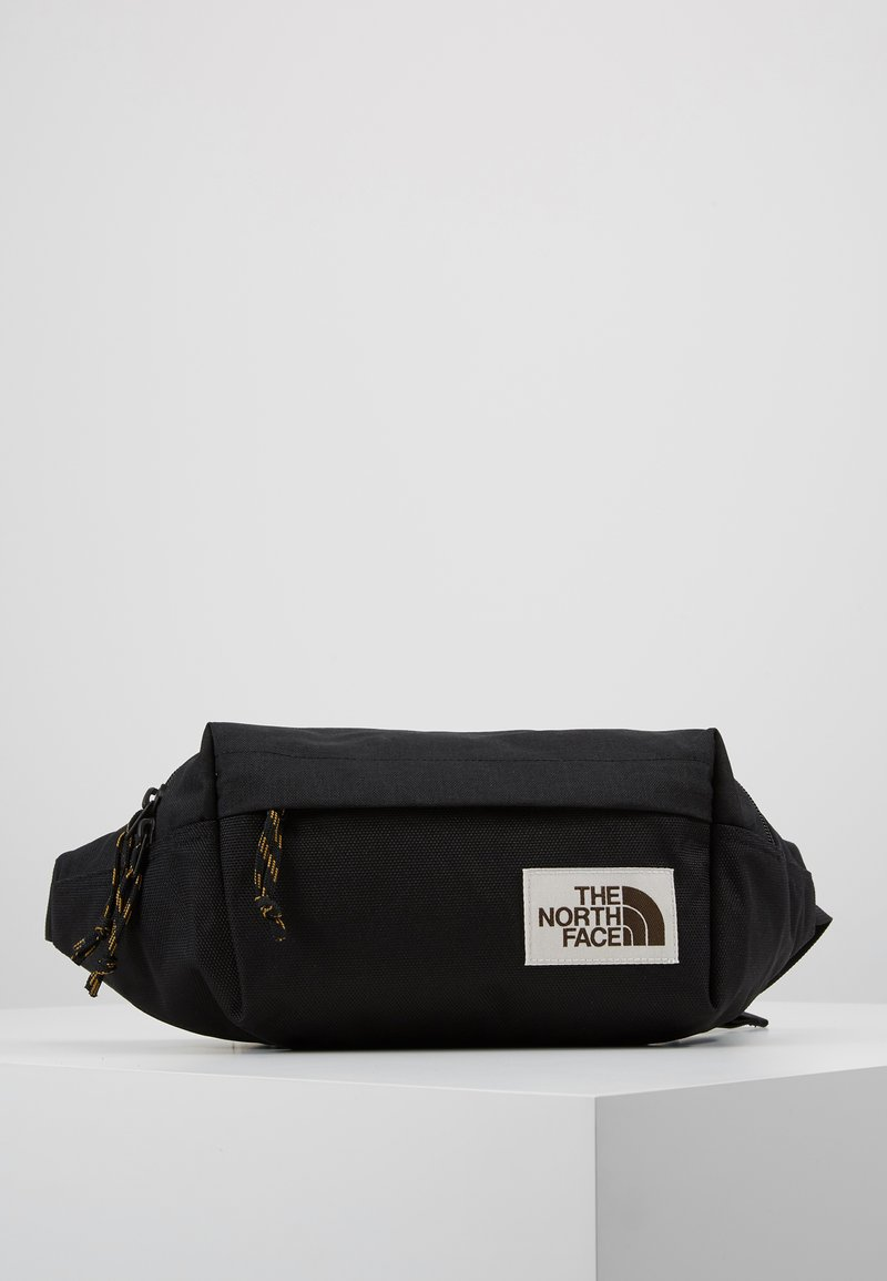 The North Face - LUMBAR PACK - Bältesväska - tnf black heather