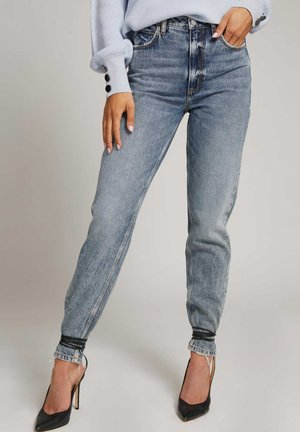 RELAXED - Relaxed fit jeans - blau