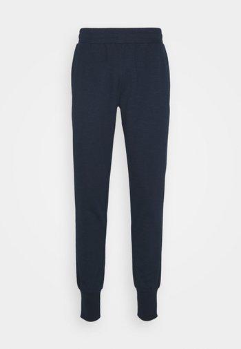 JJWILL PANTS - Tracksuit bottoms - navy blazer