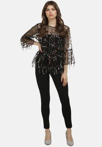 myMo at night - Blouse - schwarz multicolor - 1