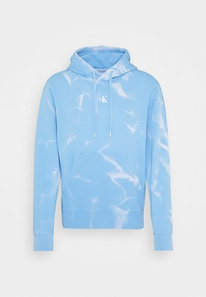 LAVA DYE HOODIE - Hoodie - powdery blue