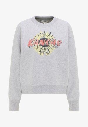 Sweatshirt - grey mele