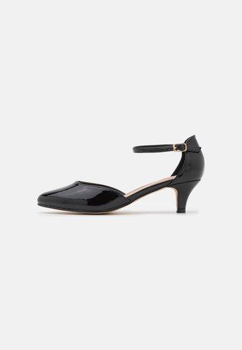 COMFORT - Classic heels - black