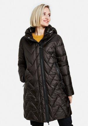 Winter coat - schokolade