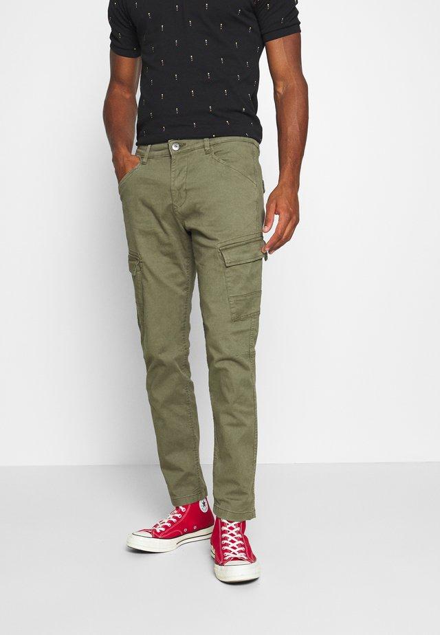 OCS  - Kapsáče - khaki green
