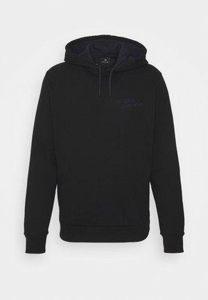 MENS HOODY CRAYONS UNISEX - Sweater - black