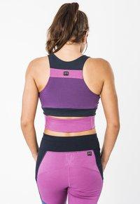 super.natural - Sports bra - violet - 2