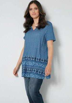 Tunic - jeansblau marineblau