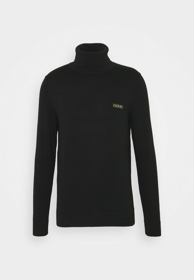 SAN ROLANDO - Pullover - black