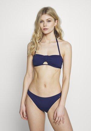 BANDEAU SET - Bikini - navy