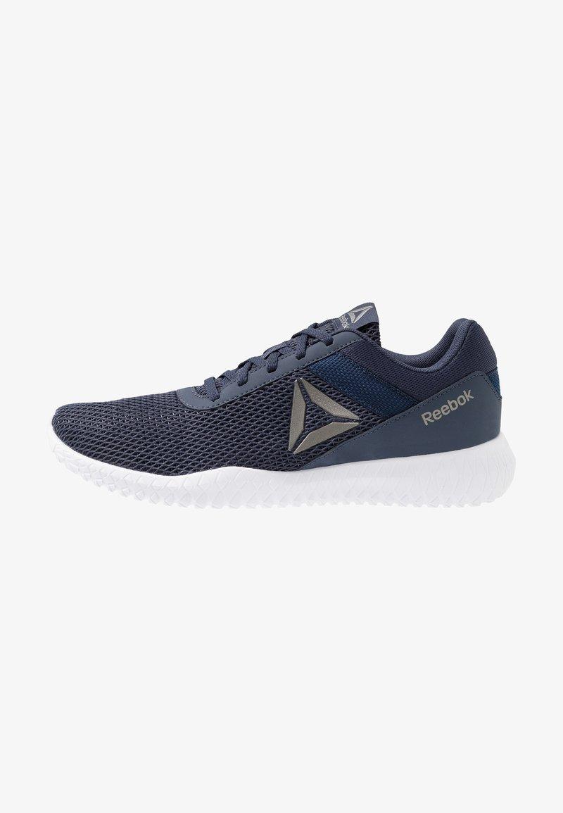 Reebok - FLEXAGON ENERGY PERFORMANCE SHOES - Sports shoes - heritage navy/collegiate navy/white