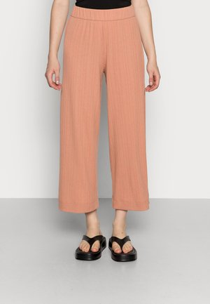 CILLA TROUSERS - Trousers - red