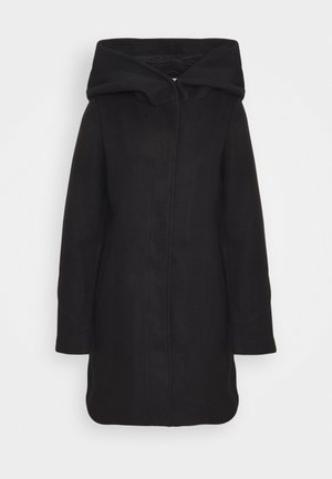 VICANA HOOD  - Short coat - black