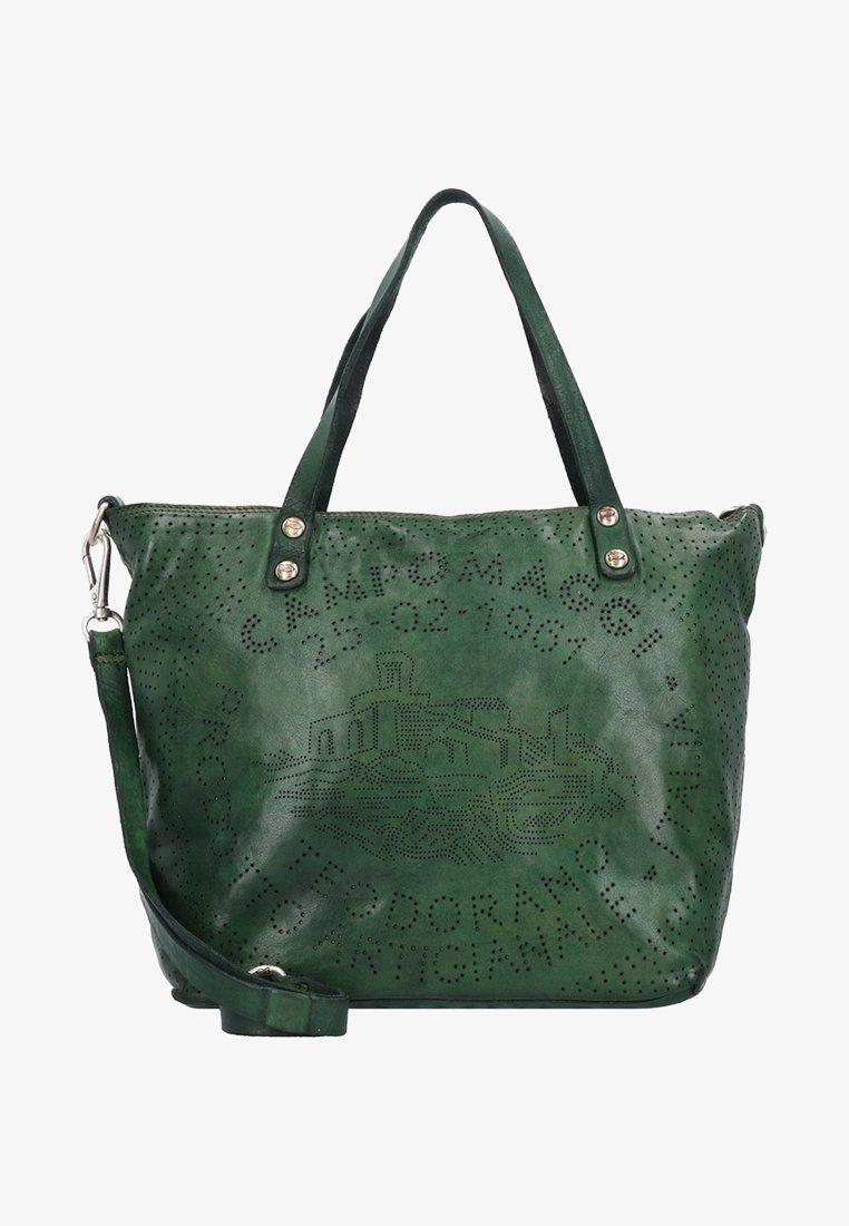 Campomaggi - Tote bag - green
