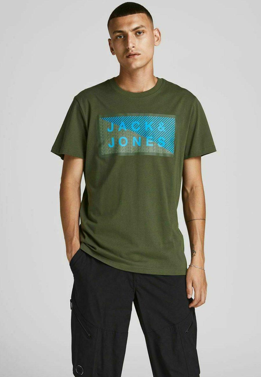 Homme JCOSHAWN - T-shirt imprimé