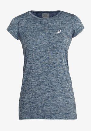 RACE SEAMLESS - Basic T-shirt - french blue