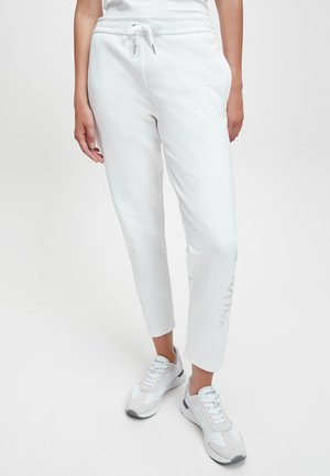 Tracksuit bottoms - bright white