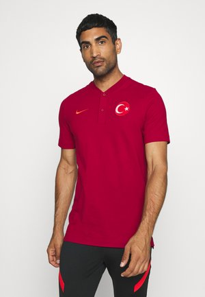 TÜRKEI MODERN - National team wear - red crush/habanero red