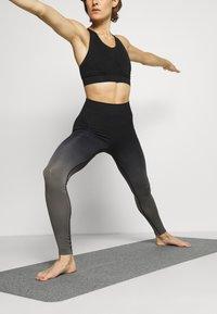 Even&Odd active - Legging - black/grey - 3