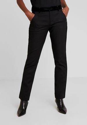 DRGAWINNER PANTS RACHEL - Trousers - black