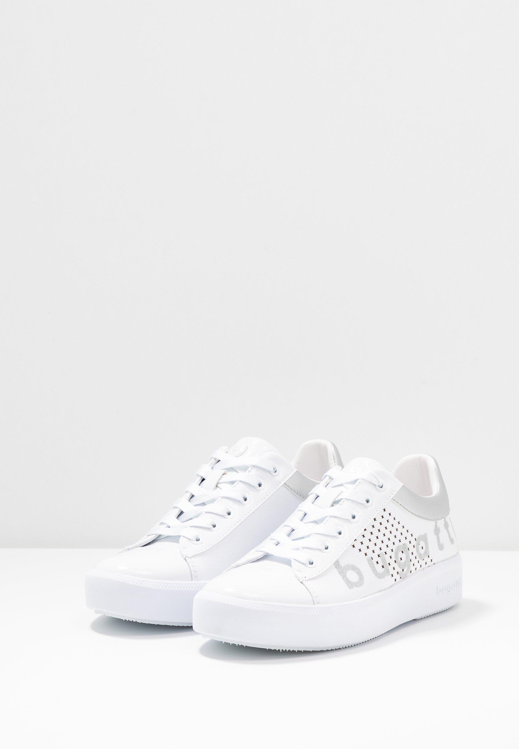 Bugatti KELLI Sneaker low white/weiß
