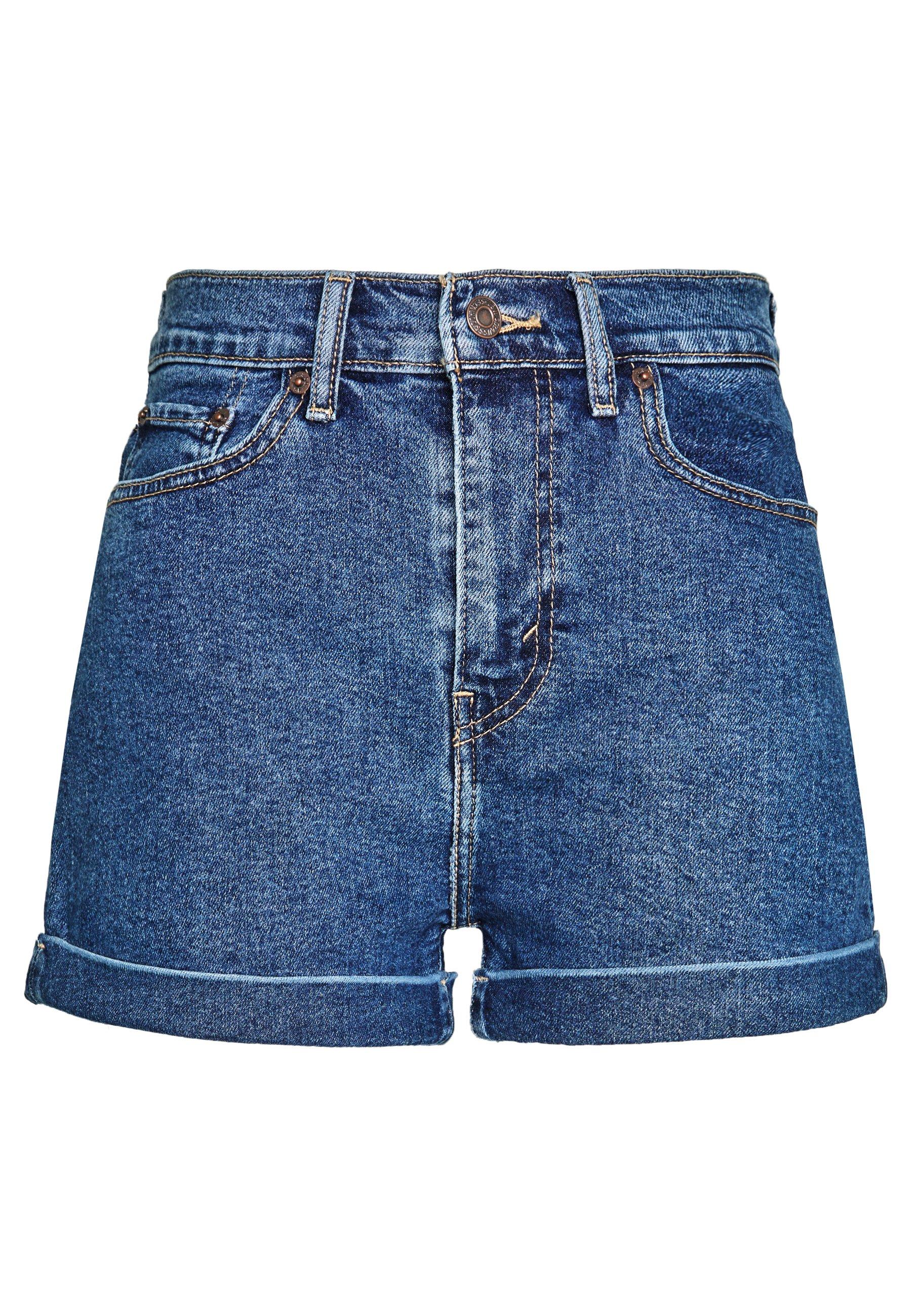 MOM A LINE Shorts vaqueros babe brigade
