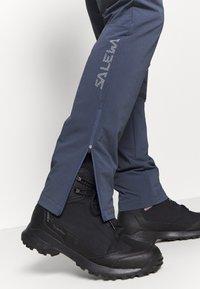 Salewa - PEDROC - Pantalon classique - ombre blue - 3