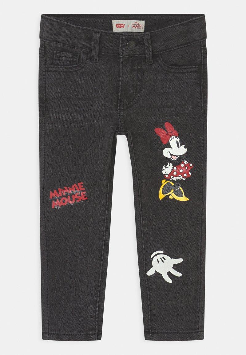 Levi's® - MICKEY MOUSE 710 SUPER SKINNY  - Jeans Skinny Fit - skyler