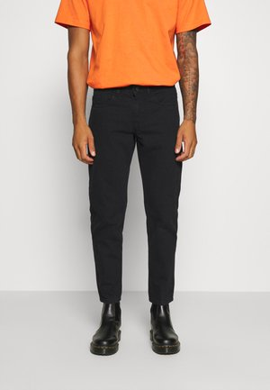 MONACO - Jeansy Slim Fit - deep black