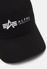 Alpha Industries - UNISEX - Cap - black - 3