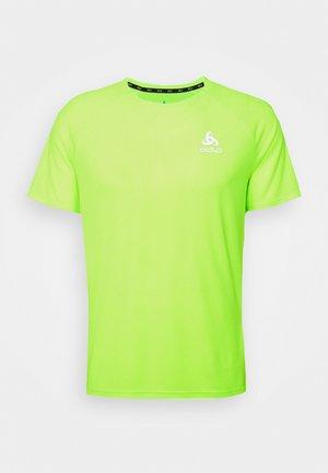 ESSENTIALS CREW NECK - T-Shirt basic - lounge lizard