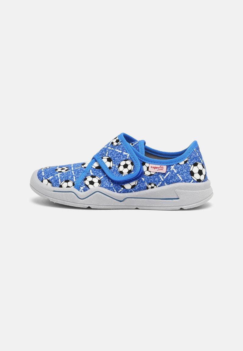 Superfit - BENNY - Slippers - blau