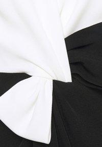 Marchesa - Suknia balowa - black/white - 9
