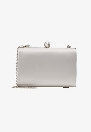 RECTANGLE CLUTCH - Psaníčko - silver