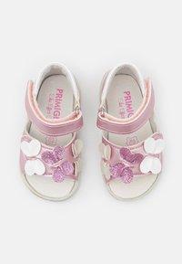 Primigi - Sandals - rosa/bianco - 3