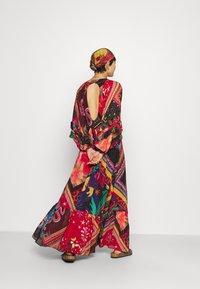 Farm Rio - DIAGONAL SCARF DRESS - Maxi dress - multi - 2