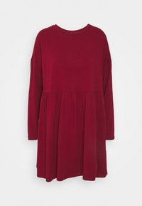 Noisy May - NMKERRY DRESS - Vestito di maglina - rhubarb - 4