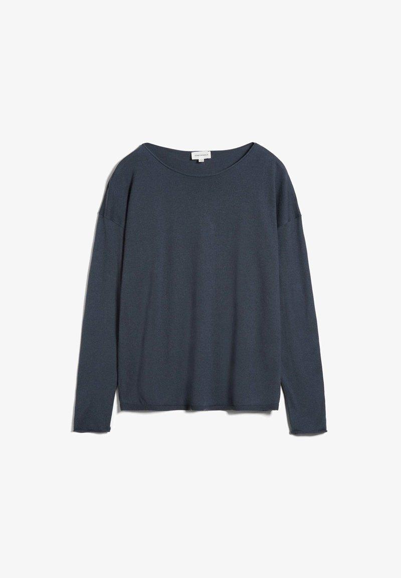 ARMEDANGELS - LADAA - Sweatshirt - indigo