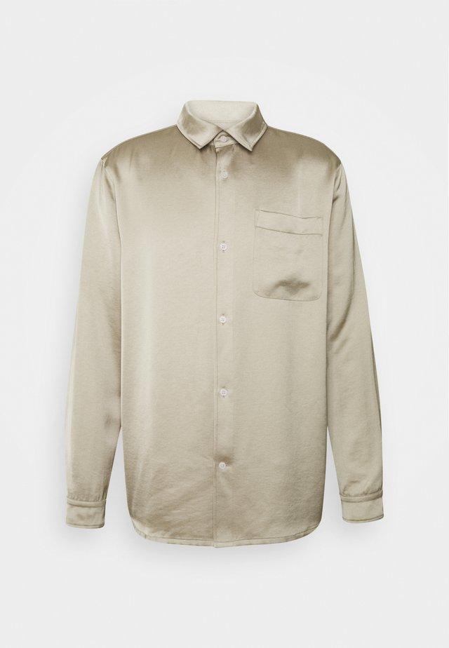 LARRY UNISEX  - Camicia - beige
