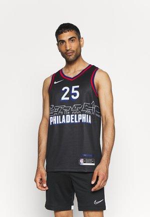 NBA PHILADELPHIA 76ERS BEN SIMMONS CITY EDITION SWINGMAN - Equipación de clubes - black