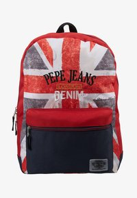 Pepe Jeans - CALVIN BACKPACK - Rucksack - red - 1